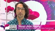 SIGGRAPH Asia 2015 - Computer Animation Festival Chair, Shuzo John Shiota