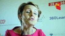 Florence Servan-Schreiber - Interview HR Speaks 2014