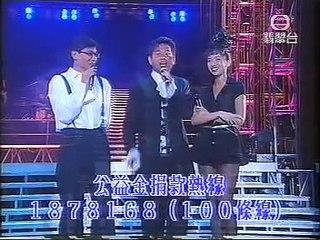 梅艷芳 Anita Mui 1995 concert - 劉德華 Andy Lau as special guest