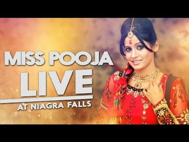 Miss Pooja live in NIAGRA FALLS | 27 July 2013 | Miss Pooja Live