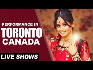 Miss Pooja - Best Performance at Toronto, Canada | Live Show