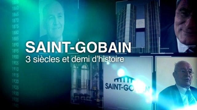 Trois siècle et demi d'Histoire : La saga Saint-Gobain sur BFM Business