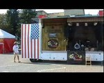 """Tex Roses - Highlights on our new """"TEX TRUCK"""" ( our own western stage truck!)"""