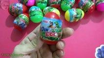 20 Surprise Eggs | Surprise Eggs angry birds Toys - Kinder surprise eggs unboxing - kids toys barbie