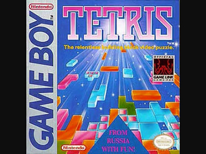 Gameboy Music - Tetris Music A