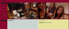 Exclusive: Girlhouse Clip - Loverboy Goes Crazy (2014) Ali Cobrin Horror Movie HD