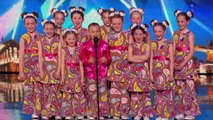 Got Talent 2015 | Groove Thing get their groove on | World of Got Talent
