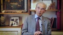 Meeting en soutien à l'accueil des réfugiés : témoignage de Robert Badinter