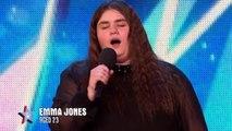 Got Talent 2015   Can nervous opera singer Emma Jones find her voice   World of Got Talent