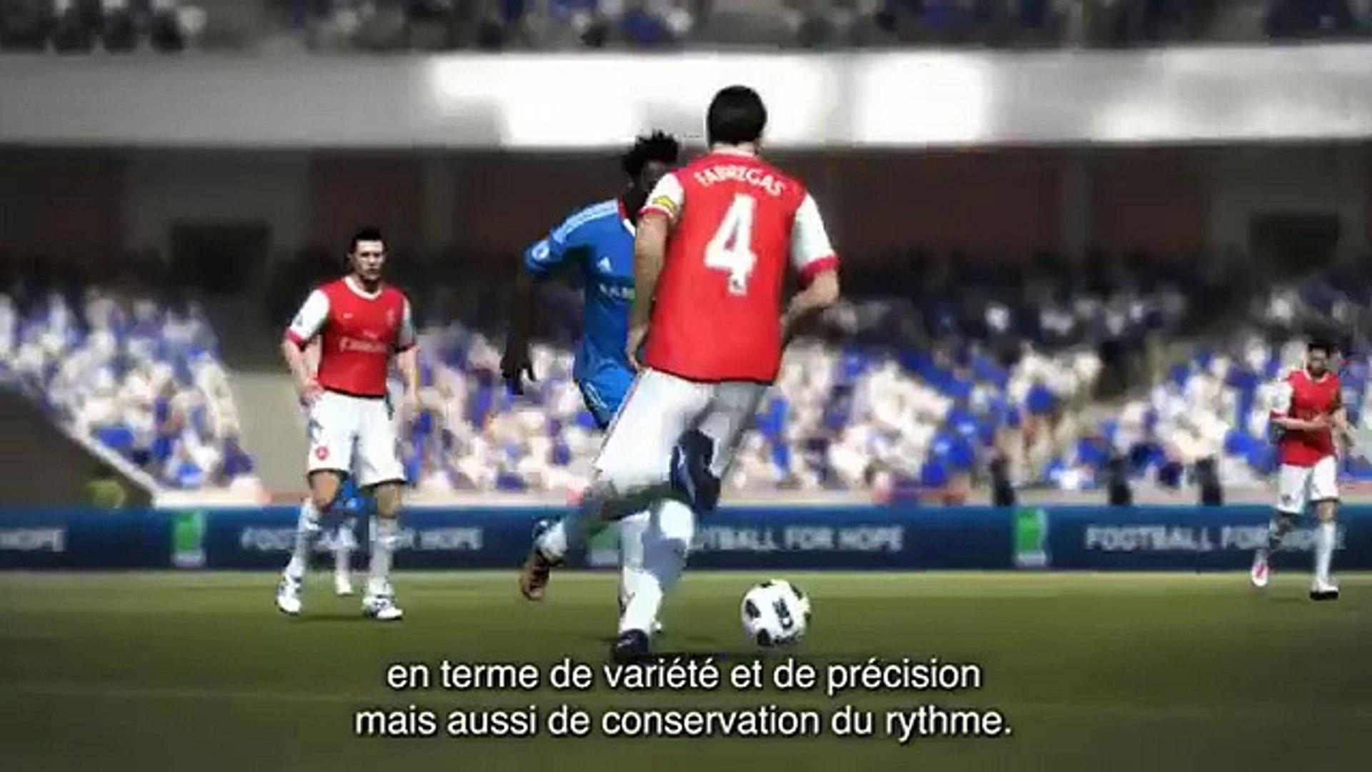 Fifa 12 - Trailer 1 - Fifa soccer 12 Player Impact Trailer - Trailer
