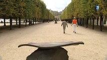 """""""Une pierre dans mon jardin"""" - exposition dans les jardins du Palais Royal"""