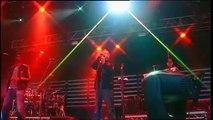 Massive Attack - Risingson (Live - T In The Park 2004)