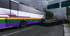 UK Truck Simulator Indonesia ( Mod Santoso ) - video dailymotion