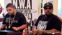 NWA Straight Outta Compton Interview Paris : existe-t-il des inédits de NWA ?