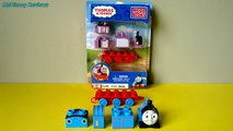 Mega Bloks Thomas & Friends Build a Character Buildable  Thomas and Rosie