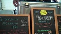 THREE WEAVERS BREWING COMPANY OC Beer Festival 2015 Phoenix Club