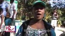 Haiti-Eau: L'eau coule à La Vallée comme il faut