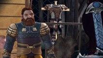 Dragon Age: Origins - Gorim's Warning to Lady Aeducan