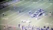Texas High School Football Players Intentionally Hit Referee From Behind (RAW VIDEO)