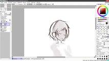 [no audio] Code Lyoko fanart (outlining)