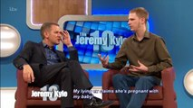 Jeremy Asks Guest to Stop Saying 'Basically' | The Jeremy Kyle Show