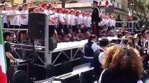 Festa dei Carabinieri: l'inno di Mameli