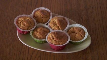 Recette : muffins thon-tomates cerises (Cook Expert de Magimix) - Clickncook.fr