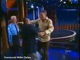 Wentworth Miller on Jimmy Kimmel Oct 2006