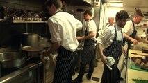 Adam Byatt, Chef, Restaurateur & Mentor gives tips for aspiring young chefs