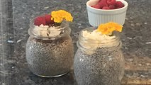 Chia Seed Pudding (My Dancing Kitchen)