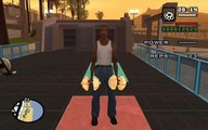 Starter Save - Part 11 - GTA San Andreas PC - complete walkthrough (showing all details) - achieving 13.37% Game Progress before doing the story missions - no cheats and no modifications (no mods) - Frame Limiter ON