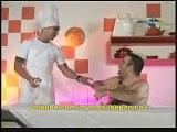 Panico na TV - 30/08/2009 - Bola - Marcos Chiesa dicas para evitar acidentes na cozinha   - Parte 1
