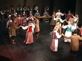 SIETUVA, Tautinių šokių ansamblis / Folk dance ensemble