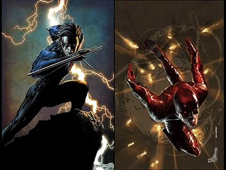 Who Would Win? Nightwing vs Daredevil