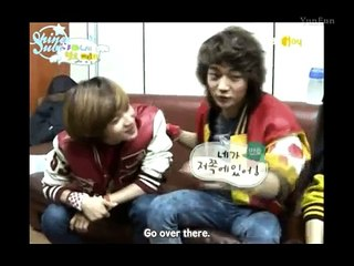 Onew Condition - Funny Moments of Hello Baby (Part 1)