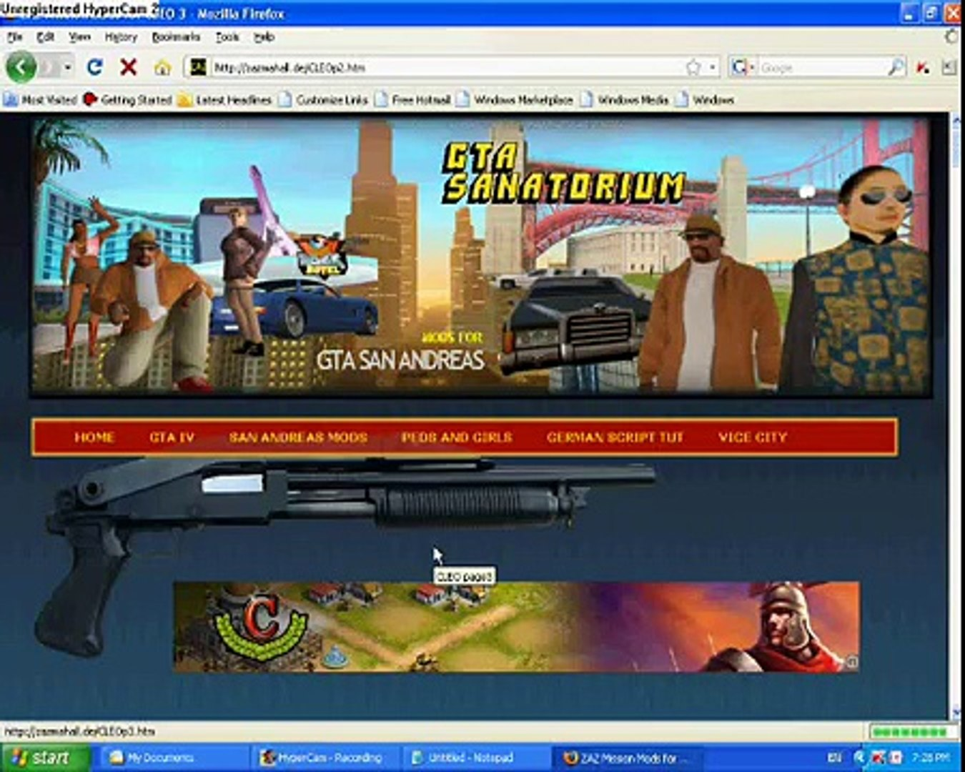 how to install hot coffee mod in gta san andreas