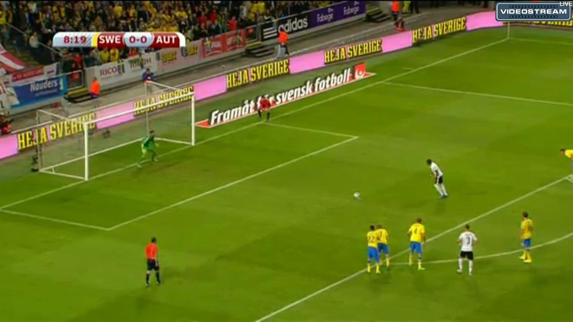 austria goal
