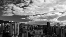 BELO HORIZONTE, BRAZIL (TIME-LAPSE B&W) │Larissa Costa