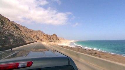 Die Küste der Traumstrände Salalah - Karibik des Orients,Urlaub in Salalah - Oman (1)