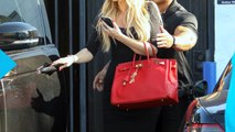A Kardashian Beefs Up Security After Domestic Altercation