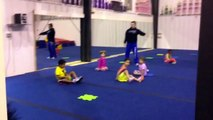 Little Kid Epic Gymnastics Fail LOL Tumble Caterpillers1 | fail gymnastics | gymnastics fails