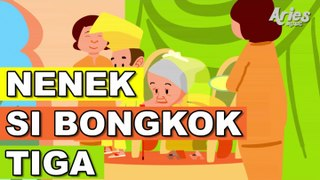 Lagu Kanak Kanak Alif Mimi Nenek Nenek Si Bongkok Tiga Anima