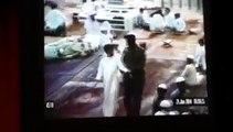 Les voleurs de la Mecque filmé en plein action