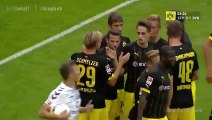 Full Highlights HD | St. Pauli 1-2 Borussia Dortmund - Friendly 08.09.2015 HD