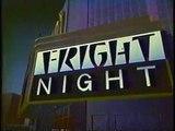 WOR-9 FRIGHT NIGHT bumper/Crazy Eddie commercial (1985)