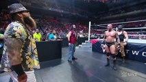 Randy Orton vs. Sheamus- Raw, September 7, 2015