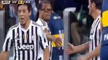 Andrés Guglielminpietro Goal   Juventus 0 - 1 Boca Juniors (Legends Match 2015)
