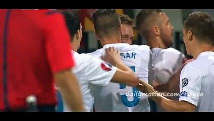 Goal Beric _ Slovenia 1-0 Estonia _ 08-09-2015