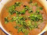 Rajmah (Red Kidney Beans) Curry - Indian Telugu Recipes