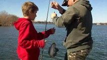 Davids Fishing Trip 2/2, Davids 30lb+ Blue Catfish